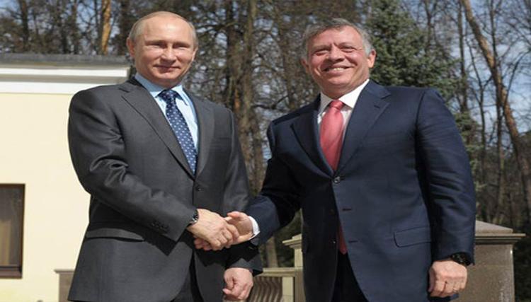الروسي و الاردني