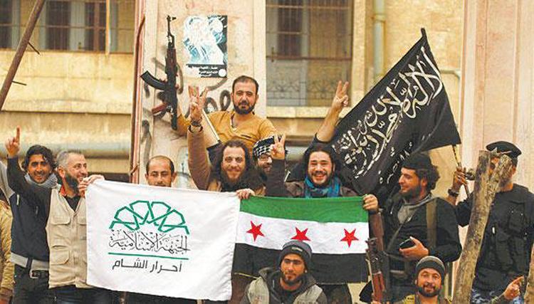 الفلتان الامني في ادلب