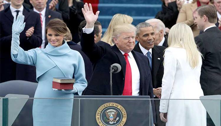 نص خطاب ترامب: أمريكا أولا…