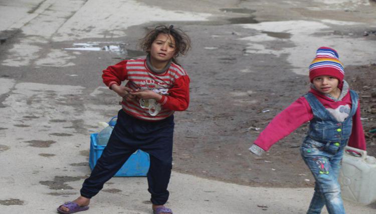 حرب الماء- دمشق