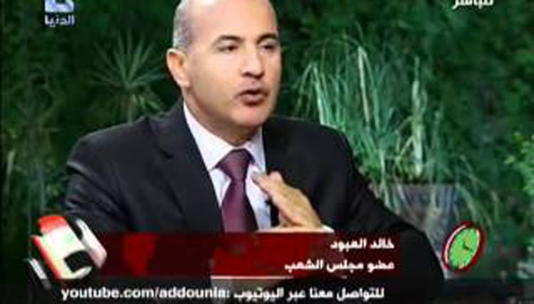خالد عبود- امين سر مجلس التصفيق السوري