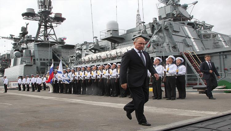 روسيا في طرطوس