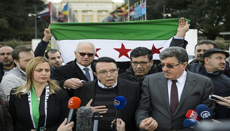 إحراجات المعارضة السورية على عتبة مفاوضات آستانة