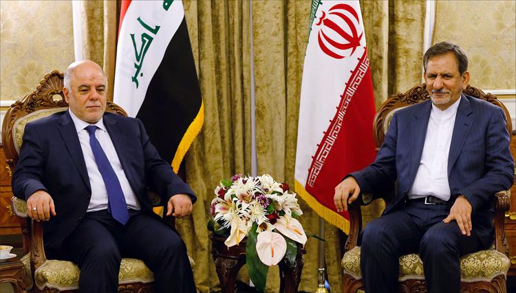استعمار ايران لنفط العراق