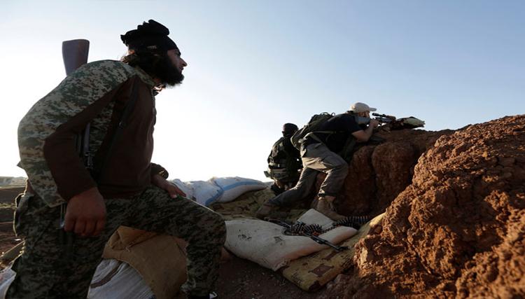 الأردن يوجه 'ضربات وقائية' ضد داعش في الجنوب السوري