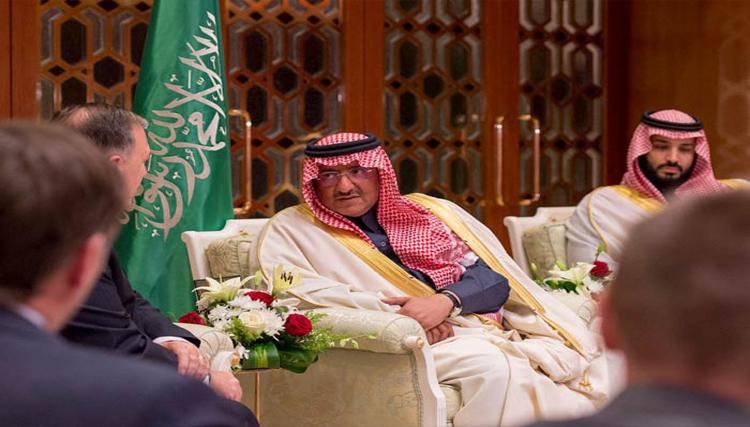 التأكيد على عمق العلاقات بين الرياض وواشنطن