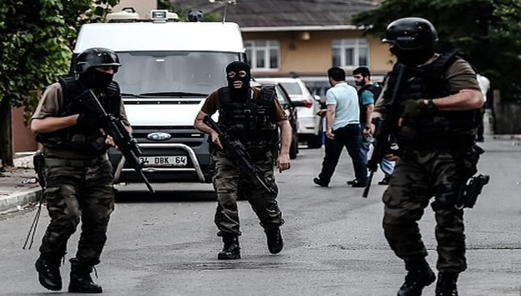 الشرطة التركية داهمت منازل مهاجرين ناطقين بالروسية في اسطنبول