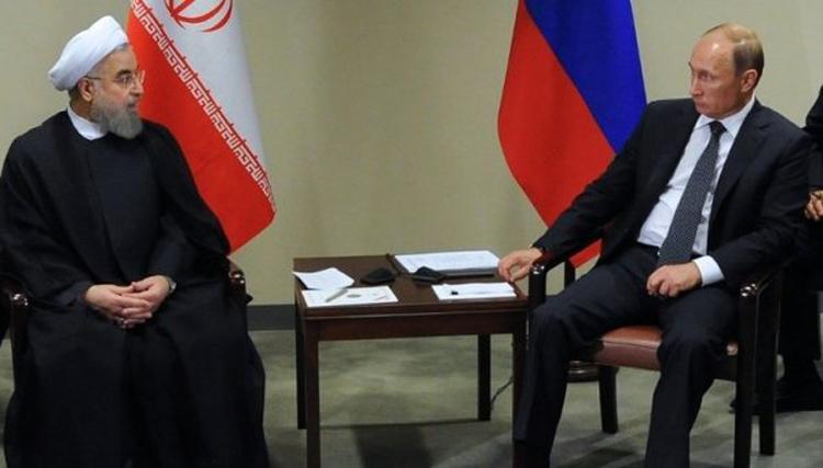 ايران و روسيا مصالح وتناقضات