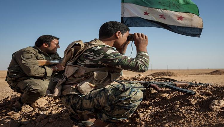 باريس ولندن تطلبان التحالف بقيادة واشنطن زيادة الضغط على تنظيم داعش