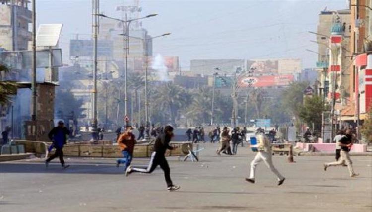 بغداد والبرلمان تغيير سياسي محتمل