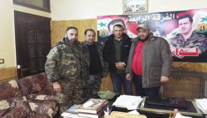 بين دمشق وطهران و التسابق على الدعم