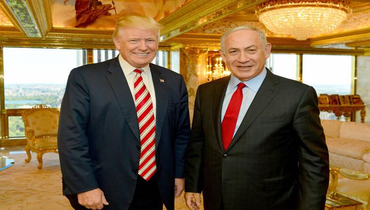 ترامب و اسرائيل إلى أين