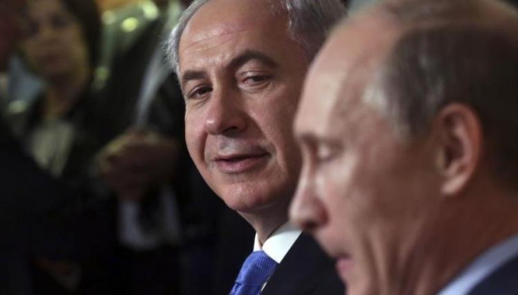 روسيا واسرائيل وضع حد لطهران في سوريا