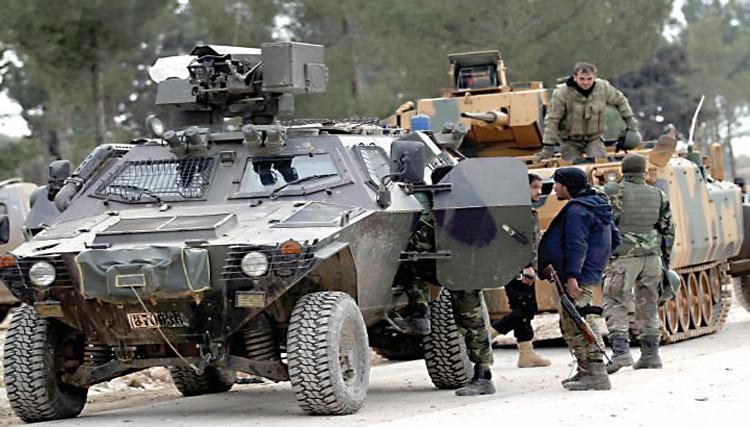سباق بين دمشق وأنقرة لتقاسم «تركة داعش»