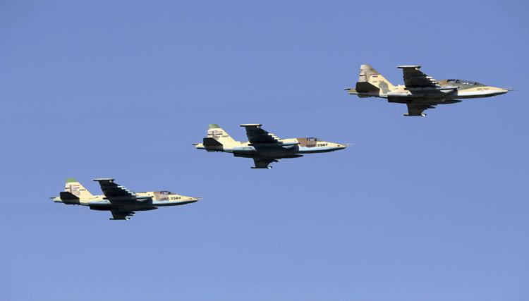 قطع امدادات داعش من سوريا