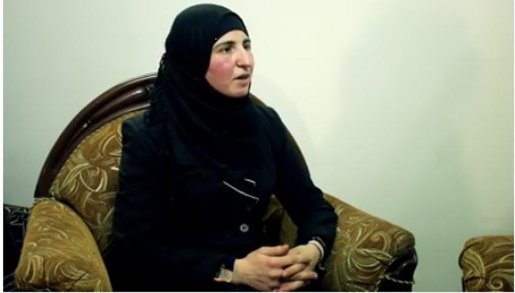 هادي عبدالله لقاء المعتقلة السابقة رشا شربجي