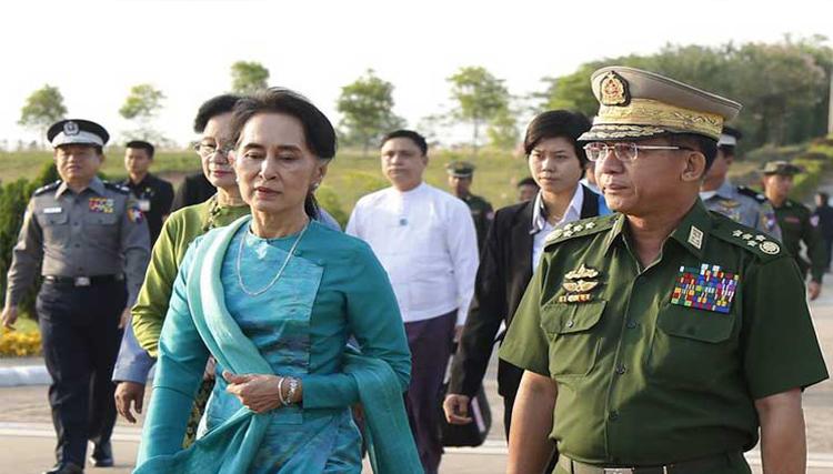 جائزة نوبل للسلام لإبادة مسلمي بورما