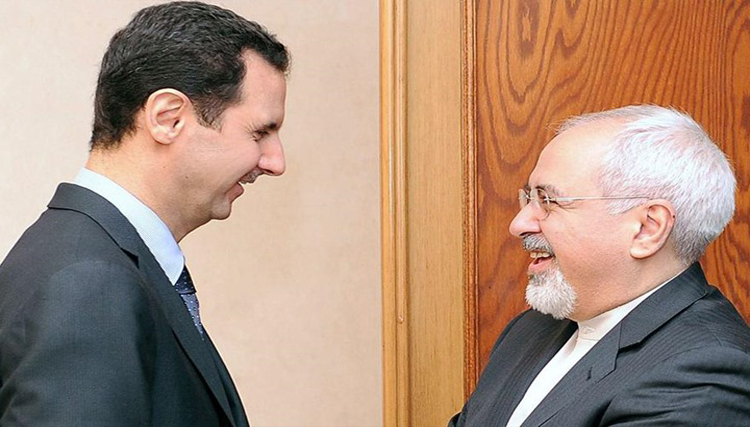 الاسد بصدد تقديم هدية لإيران