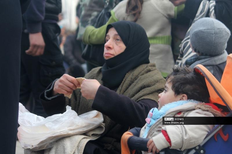 التغريبة السورية
