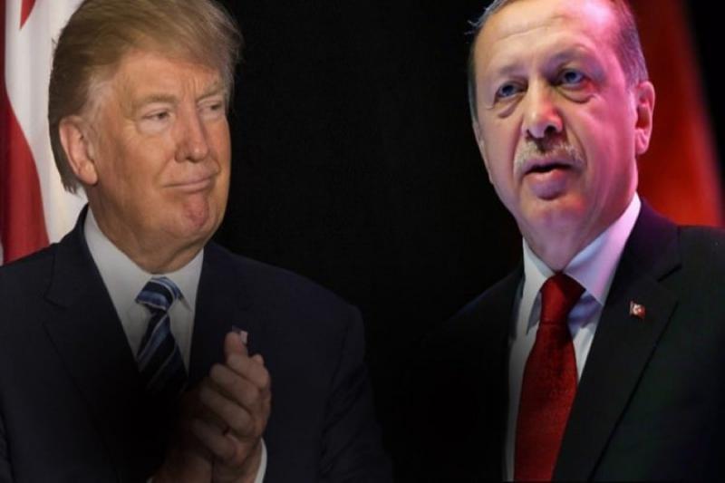 الخذلان الأمريكي لتركيا