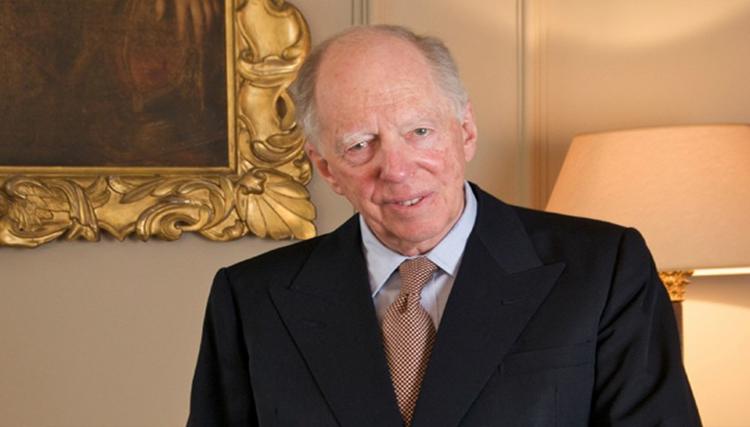 الرئيس الحالي لعائلة روتشيلد اللورد جيكوب