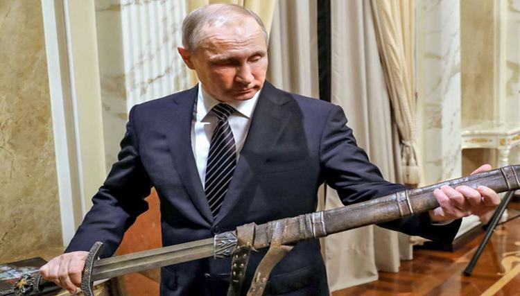 بوتين بانتظار السيف الدمشقي