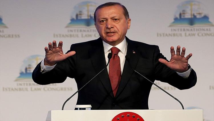 دعا الرئيس التركي المؤسسات الأوروبية الديمقراطية لأن تحاسب هولندا على ما ارتكبته أمس