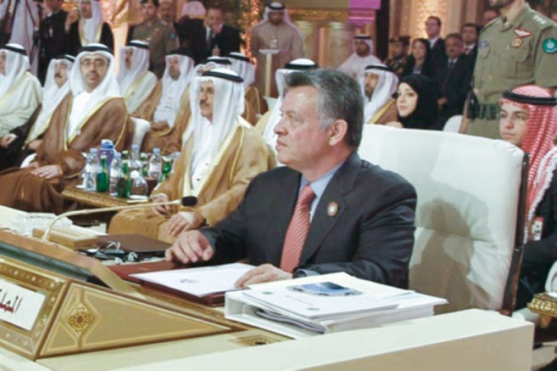 قمة عمان و المستجدات العالمية