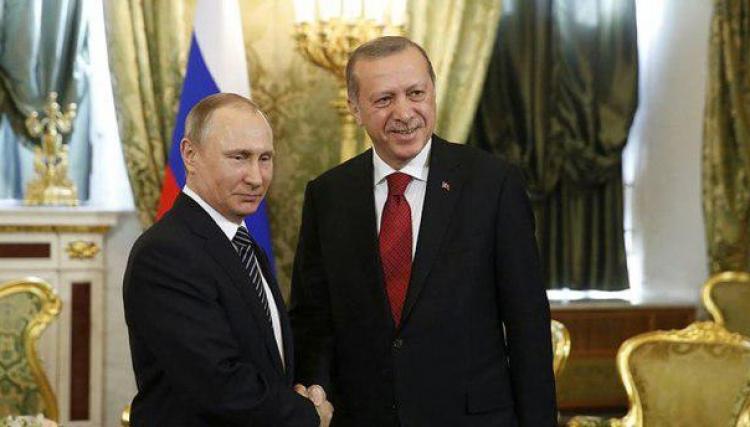 محادثات تركية روسية تركز على سوريا