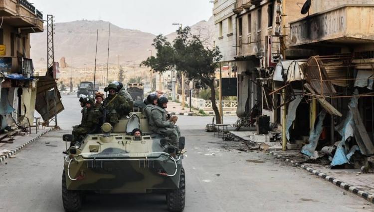 معركة دمشق المعركة المستمرة