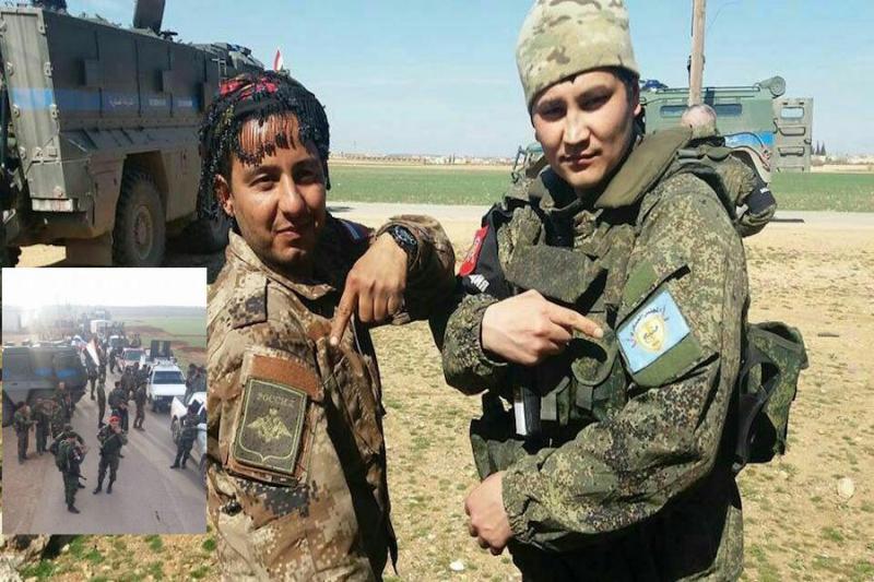 ميليشيات متعددة تقاتل مع الاسد و قسد في منبج
