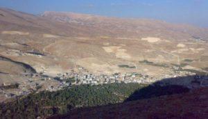 وادي بردى من السوريين إلى سياحة ايران