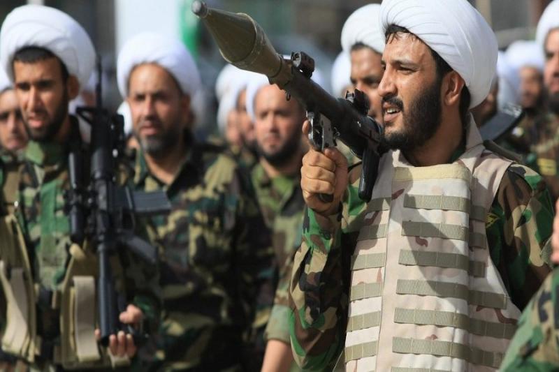 اعادة انتشار للحشد الشيعي
