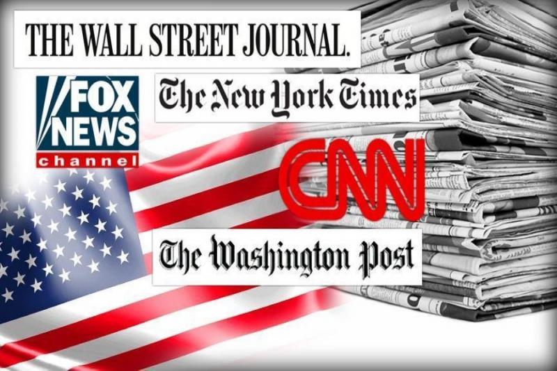 صحافة أمريكية