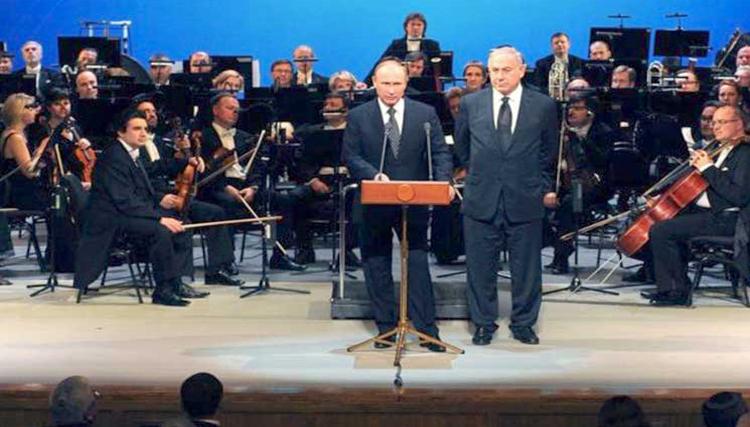 على انغام الاوركسيترا الصهيونية الروسية