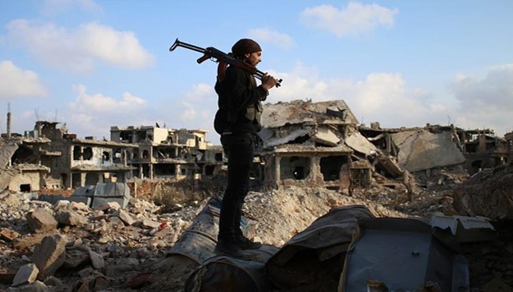مخرجات النشاط الميداني العسكري الأمريكي في سوريا تصب في صالح خطة الروس
