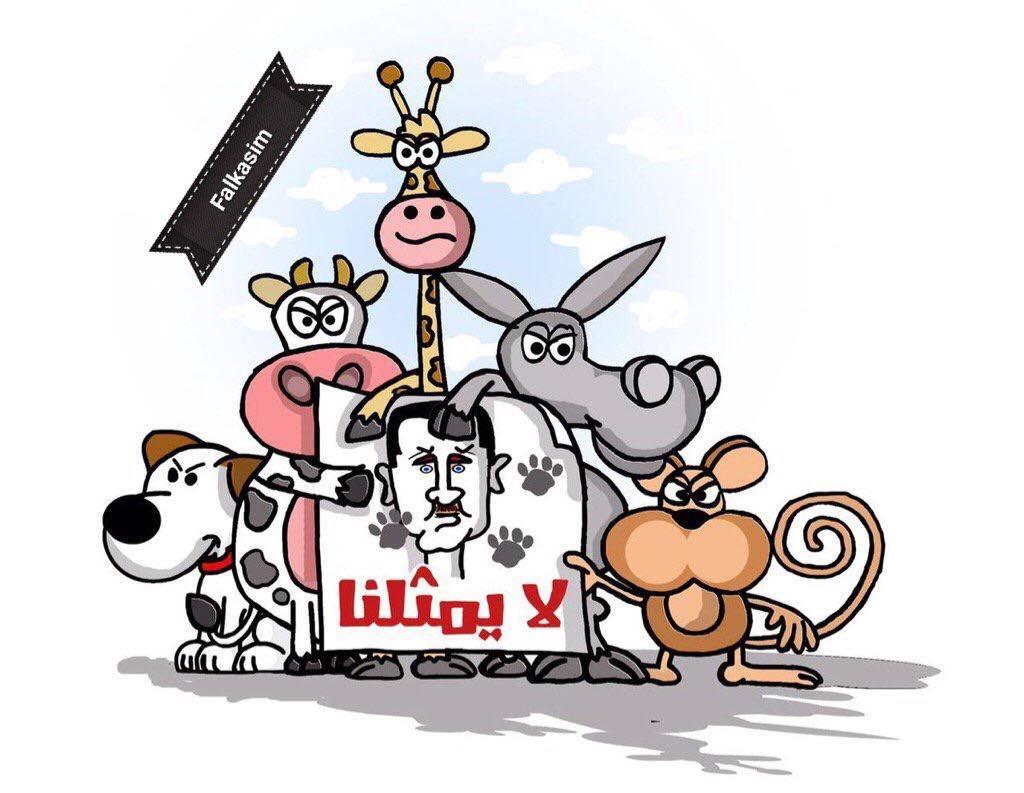 بشار #حيوان