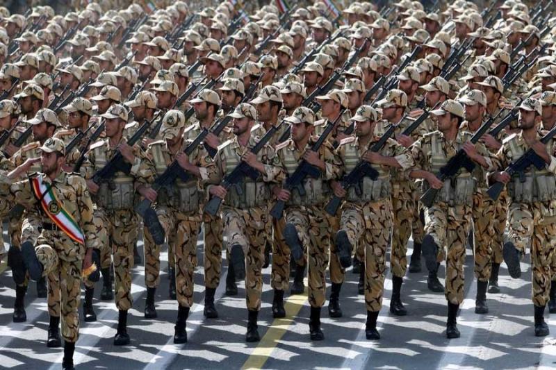 ارتباط ايران بالارهاب