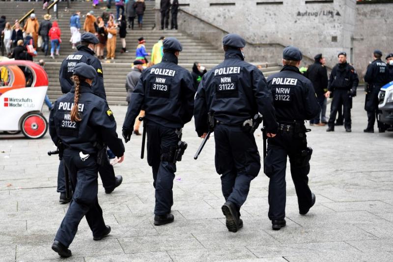 اعتقال سوري في المانيا
