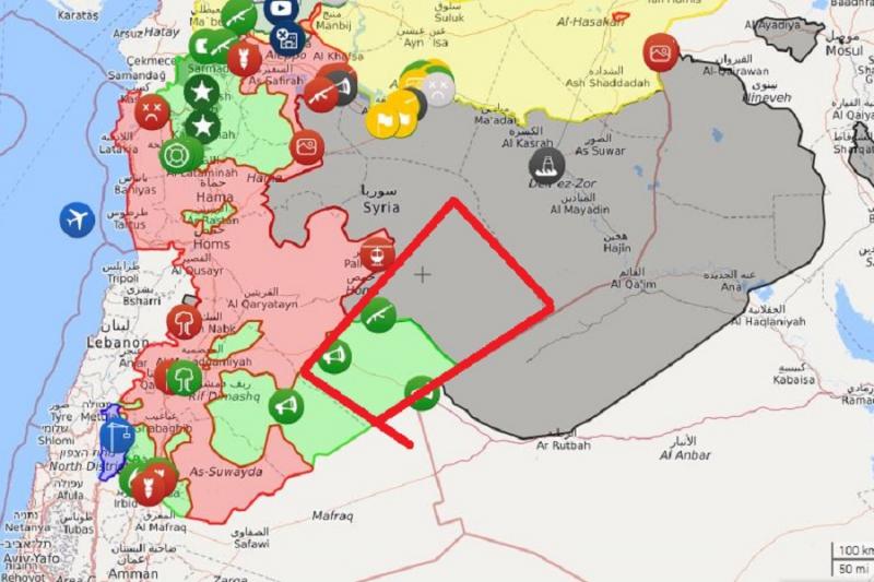 البادية السورية و الاحتمالات