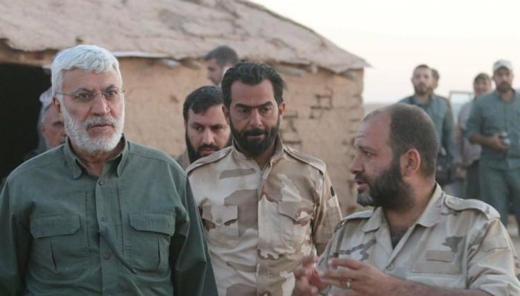 الحشد الشيعي اداة ايرانية