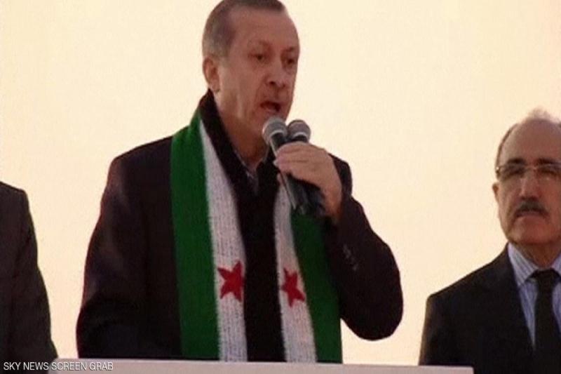 الرئيس اردوغان