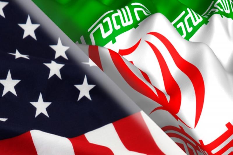 بين امريكا و ايران