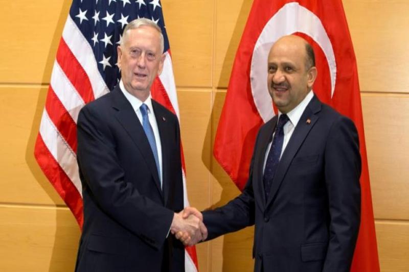 تفاهمات تركية امريكية حول تحرير الرقة