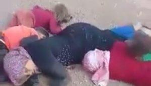 تمثيلية جديدة بين داعش و الاسد