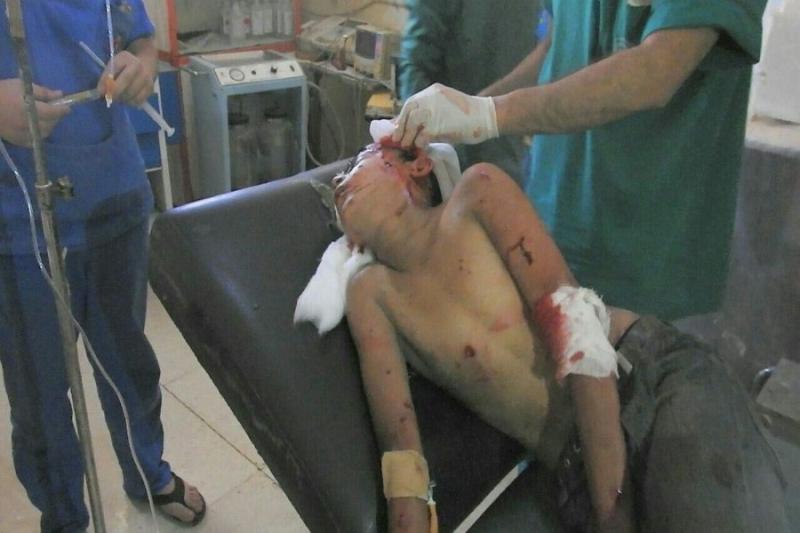 تنظيم داعش يرتكب مجزرة في مدينة ديرالزور