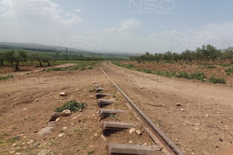 خط قطار الشرق السريع