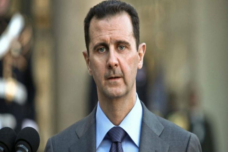 خلافة الاسد