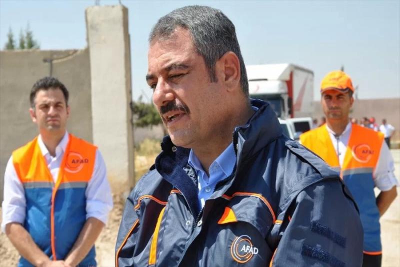 رئيس هيئة الطوارئ والكوارث الطبيعية التركية (آفاد)محمد خالص بيلدن