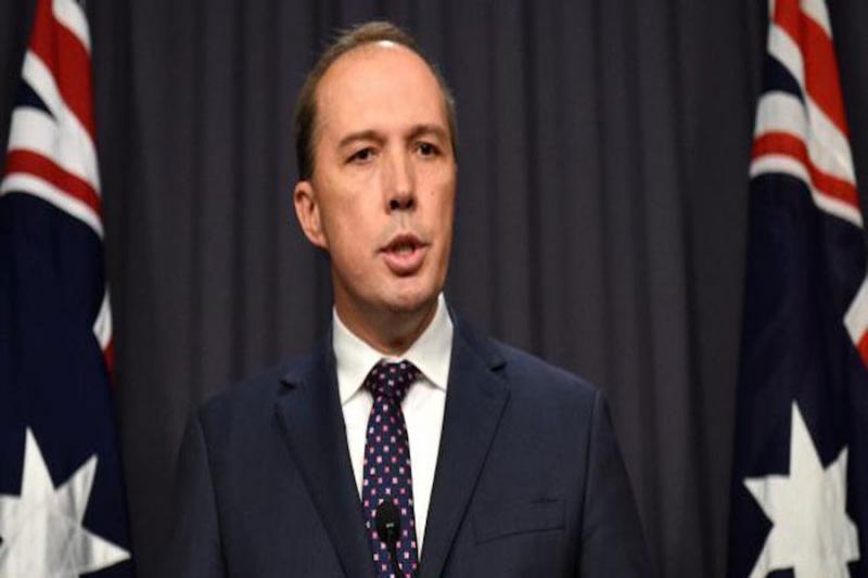 وزير الهجرة الاسترالي
